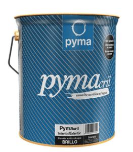Esmalte al agua Pymacril