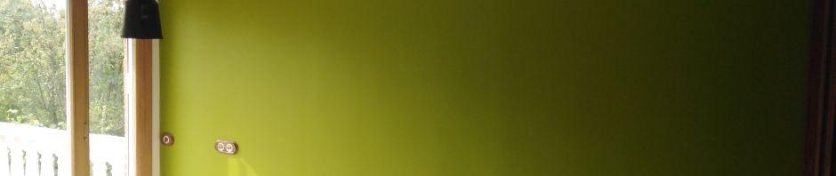 Plastico Verde Claro y Esmalte Verde Oscuro (2)