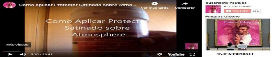 Banner Aplicar Protector Satinado sobre atmosphere