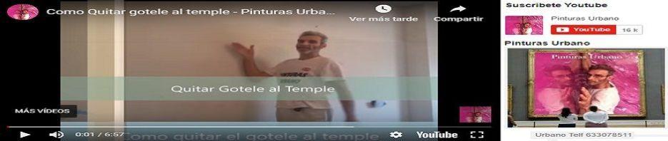 Banner Como Rascar el Gotele al Temple
