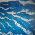 Estuco Marmol El Viso Vilalbilla Azul Pinturas Urbano 7