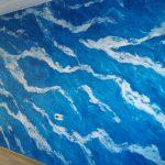 Estuco Marmol El Viso Vilalbilla Azul Pinturas Urbano 8