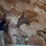 Estuco Marmol Piedra Marron 5 colores (10)