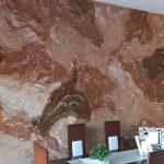 Estuco Marmol Piedra Marron 5 colores (23)