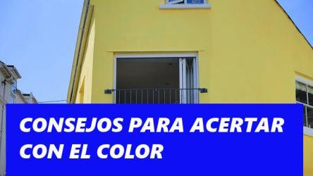 colores casas casa exteriores pintar pintura exterior pintadas paredes fuera venderla fachada decoraci mil p4 salon consejos profesionales elegir venden