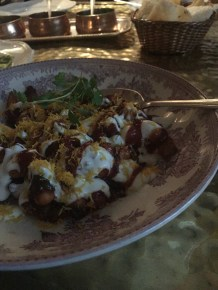 Potato Chaat