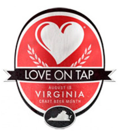 Virginia is for lovers….of craft beer