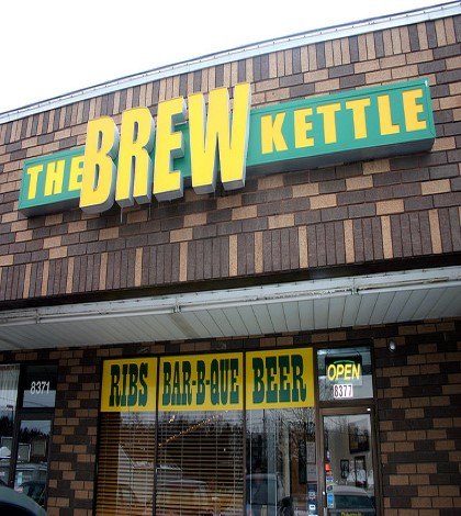 The Brew Kettle – The First and still the best!