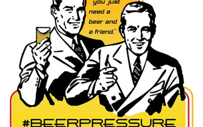 SnapChat Geofilters, Backyard BBQ and a meetup called #BeerPressure