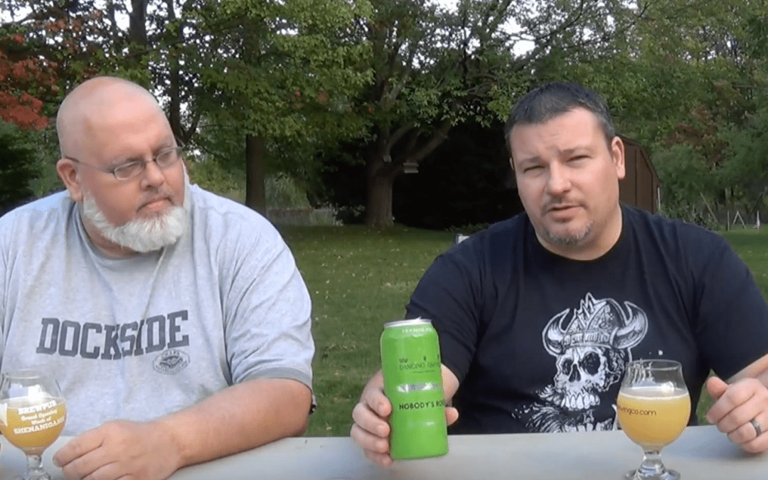 Dancing Gnome Nobody's Robot (DIPA) – EBBB Craft Beer Review