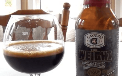 Lavery The Weight (Rye Whiskey) – EBBB Craft Beer Review