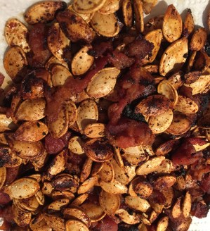 Bacon Pumpkin Seeds