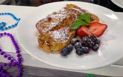 Christmas Ale French Toast Recipe