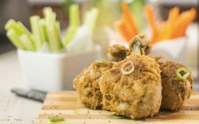 Quarantine Recipe – Gluten Free Fried Chicken Recipe by Chef Dan