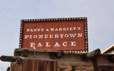Pappy & Harriet's Pioneertown Palace – Pioneertown, CA