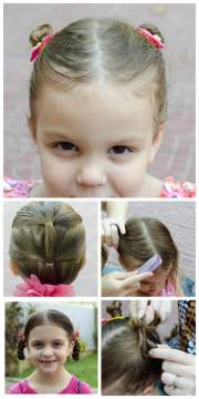 fun hairstyles girls
