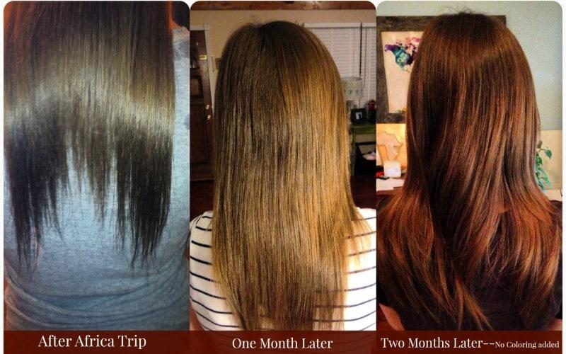 Biotin Hair Growth Biotin Hair Growth Eyebrows Before And