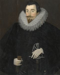 Sir John Harrington, toilet inventor and potty humorist