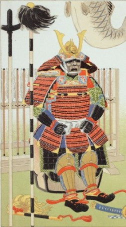 Samurai_on_SS_Kamakura_Maru_menu -- cropped