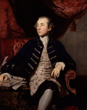 Warren Hastings, impeached during the Constitutional Convention