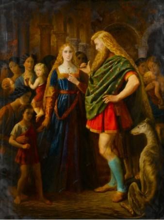 Lady Godiva & Leofric