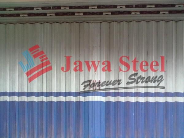 Pintu Harmonika Surabaya KW 1