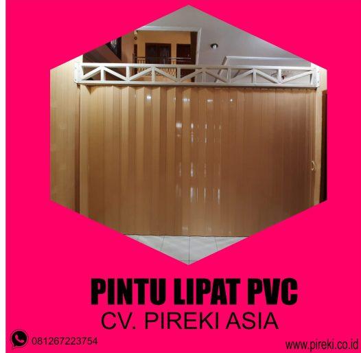 Video Pengoperasian Folding Door PVC