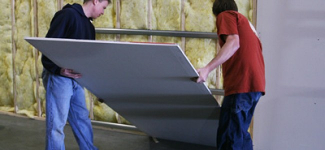 Plasterboard drywall prices