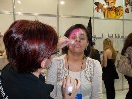 Expo Parques 2011_ Maquiagem Artística _ by gladis (4)