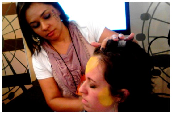Pintura Facial by Gladis _ expo parques festas 2012 _ SENAC (7)