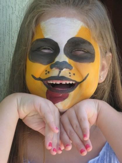 Pintura Facial by Gladis_Atibaia (21)