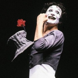 Marcel Marceau - Bip-pantomima-maquiagem-artistica-pintura-facial-by-gladis - Cópia