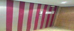 Papel Pintado a Rayas entrada