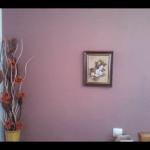 Esmalte al agua color Marron en Dormitorio de Coslada (11)