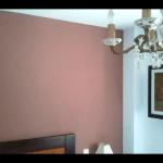 Esmalte al agua color Marron en Dormitorio de Coslada (15)