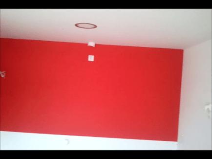 Esmalte al Agua Color Rojo (7)