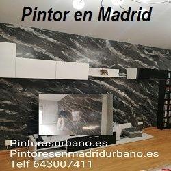 Pintores en Madrid - Urbano