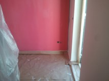 Antes del Esmalte Color Rosa Frambuesa (2)