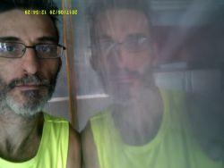 Reflejos sobre Estuco Veneciano color Gris 2