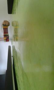 Estuco Veneciano Veteado color verde (10)