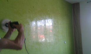 Estuco Veneciano Veteado color verde (13)