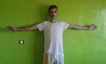 Estuco Veneciano Veteado color verde (2)
