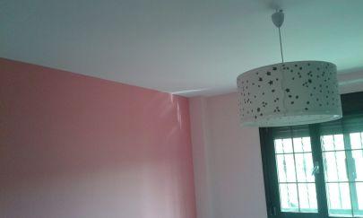Plastico Color Rosa Claro y Esmalte Rosa Oscuro (1)