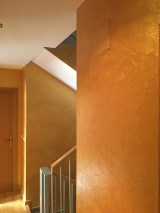 Cera Metal Oro Sobre Efecto Rustico Brisa - Mañana (12)