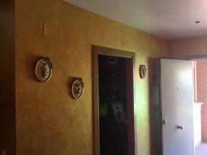 Cera Metal Oro Sobre Efecto Rustico Brisa - Mañana (23)