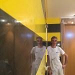 Estuco Veneciano Original a rayas amarillas y negras Borussia Dortmund (16)