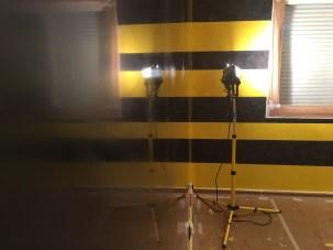 Estuco Veneciano Original a rayas amarillas y negras Borussia Dortmund (22)
