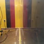 Estuco Veneciano Original a rayas amarillas y negras Borussia Dortmund (23)