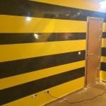 Estuco Veneciano Original a rayas amarillas y negras Borussia Dortmund (33)