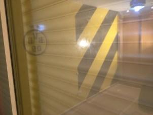 Estuco Veneciano Original a rayas amarillas y negras Borussia Dortmund (36)